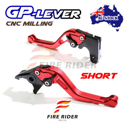 Fit Yamaha TMAX 530 XP500 15 16 CNC SRB GP Short Front Rear Brake Levers
