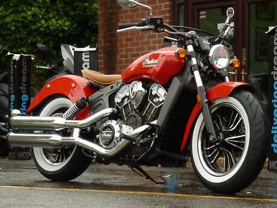 Indian Scout Special Brand New 1200Cc