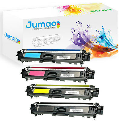 4 Toners cartouches Jumao type TN241 / TN245 pour Brother DCP-9015CDW