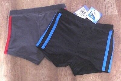 Ex store 9-12  12-18 months boys 2 pairs of swimming trunks pick your size NEW