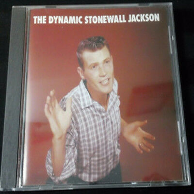 Stonewall Jackson - The Dynamic Stonewall Jackson Cd