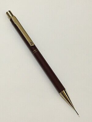 Vintage Sheaffer Sailor Sentinel Maroon Gold Trim 0.5Mm Mechanical Pencil-Nos.
