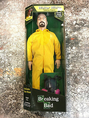 Breaking Bad Walter White Talking Figure Redende Figur OHNE VERPACKUNG!