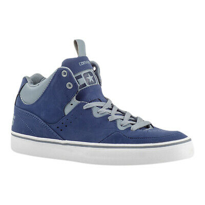 check out ed6d3 51e27 CONVERSE SCHUHE CHUCKS Cons Grand Jam Mid 142149C Leder Ensign Blue Blau