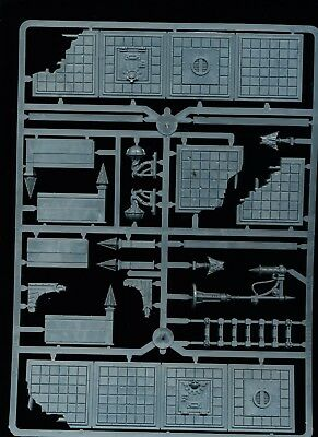 Warhammer 40,000 Imperial City Floor Sprue