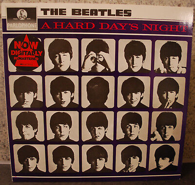 The Beatles A Hard Days Night digital remastered