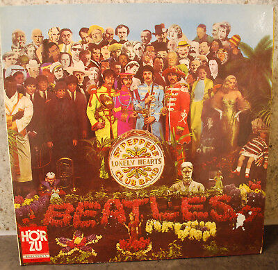 The Beatles Sgt. Peppers Lonely Hearts Club Band SHZE 401