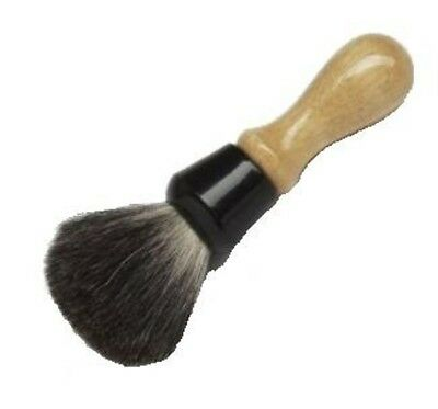 Pure Badger Shave Brush With Long Wooden Handle