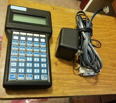 QSI QTerm II T862 Operator Interface Keypad, cables, adapter and power supply