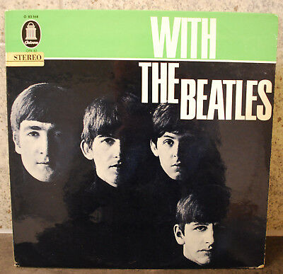 With the Beatles STO 83568 WRG-Label