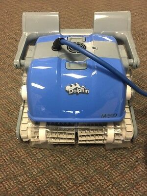 Dolphin Nautilus Robotic Pool Cleaner With Cleverclean 163