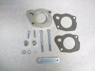 Blue Throttle Body Spacer fit FOR 96-99 Dodge Neon 2.0L DOHC 420A Engines