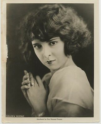 """Colleen Moore"" 1920s First National Pictures Original"