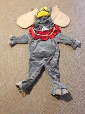 Disney Store Dumbo Costume - 12 Months - Used, Excellent