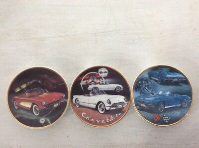 Enesco The Classic Collection Mini Plate Set Of 3 53, 57, 65