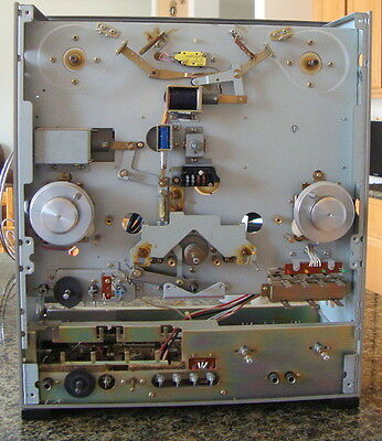 Akai GX-636 Reel to Reel Parts Deck/For Parts