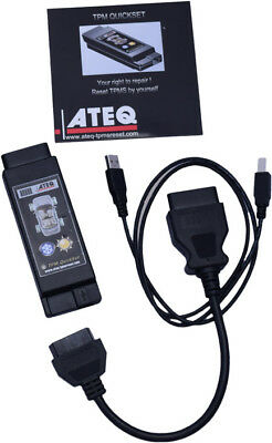 ATEQ QUICKSET TPMS RESET TOOL: Works with most Asian import vehicles!