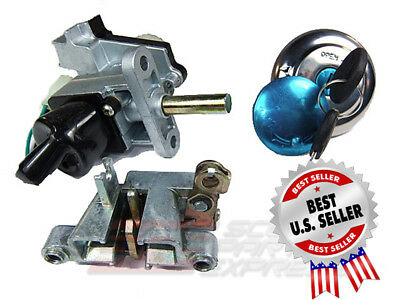 Ignition Key Switch Lock Assembly Znen Lance Venice 150 Zn 150T-20 150Ccscooter.