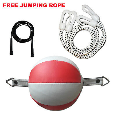 Speedball Floor To Ceiling Ball Rope Mma Boxing  Punching Ball Training Ball