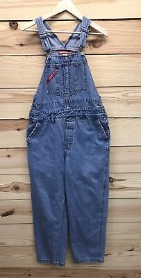 NEW WOMENS L XL UNIONBAY 90S STYLE SIOUXSIE ARCHIVE DENIM OVERALLS BIBS