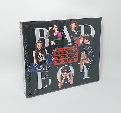RED VELVET 2nd Repackage Album [Perfect Velvet] CD+Photobook+Photocard+Lyrics