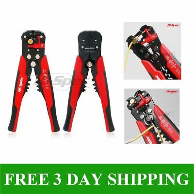 Wire Cable Stripper Cutter Tool Ultimate Self Adjusting Stripping Hand Tools NEW
