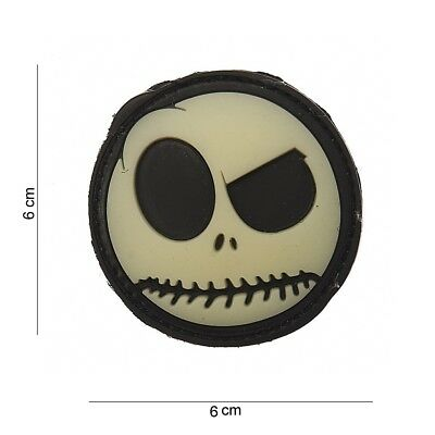 Patch Pvc 3D Big Nightmare Smiley Opex