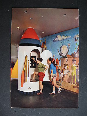 P&O Canberra Orient Lines First Class Playroom