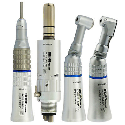 BEING Dental Low Speed Contra Angle Air Motor Straight Handpiece NSK KAVO E type