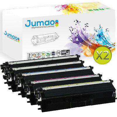 10 Toners type Jumao compatible pour Brother MFC-L8900CDW L8690CDW DCP-L8410CDW