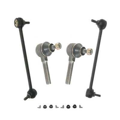 2 Tie Rods & 2 Sway Bars fits Ford Mercury with Lifetime Warranty