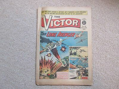 THE VICTOR COMIC No 88 - OCT 27TH 1962 - THE LONE RANGER