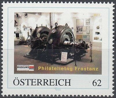 PM 8030144 Philatag Frastanz - Museumswelt
