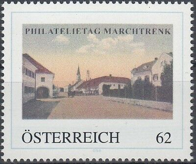 PM 8031135 Philatag Marchtrenk - Kirche