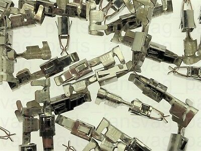 30 pcs 2.8mm FEMALE JPT Junior Power Timer Pins Terminal for VW Audi Skoda SEAT