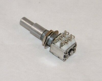 High Quality Alpha Stacked Dual Concentric Potentiometer Linear Or Audio 25-500K