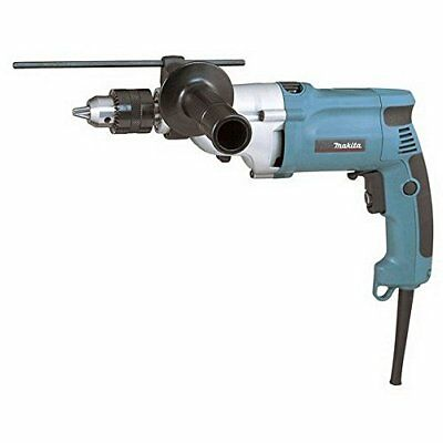 LED Light Ergonomic 6.6Amp 3/4inch Corded Hammer Drill Automatic Home Power Tool