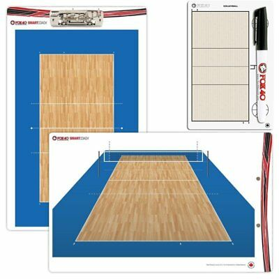 FOX 40 Smartcoach Pro Clipboard Coachboard Volleyball Pocket Board Volleyball