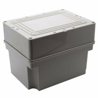 ESR 460mm Rectangular Enclosure Junction Box Adaptable PVC IP56 Waterproof