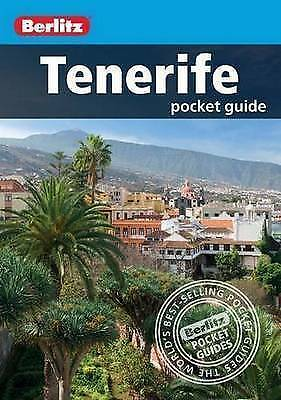 Berlitz: Tenerife Pocket Guide (Berlitz Pocket Guides), Berlitz, New Book