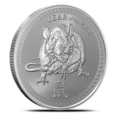 2018 1 Oz Pegasus Silver Round - .999 Fine Silver - Freedom - Modern Ancients