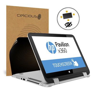 Celicious 4-Way Privacy Plus HP Pavilion x360 15 BK151NR Screen Protector