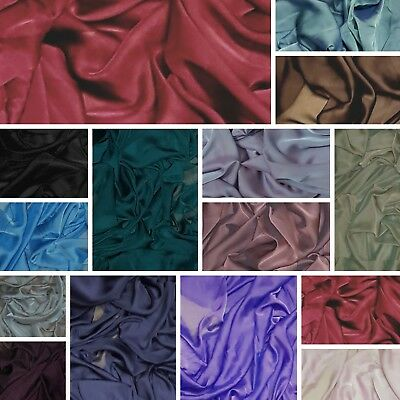C5496-M Cationic Chiffon Dress Fabric
