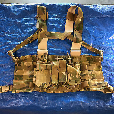 215 Gear Multicam Recon chest rig Pouches MOLLE HWS SOF LBT TYR Eagle SEALS