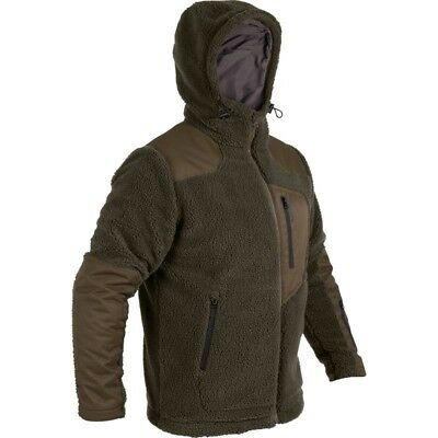 GREEN NEW SOLOGNAC LIGHTWEIGHT QUILTED HUNTING SHOOTING FISHING HIKING JACKET