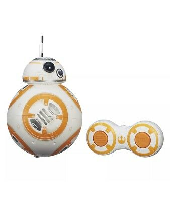 Star Wars The Force Awakens RC BB-8 Licensed Toy NEW FREE SHIPPING