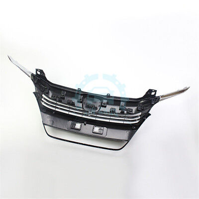 Auto Front Grille Grill Vent Hole Cover Trim Fit For Honda Accord 2016-2017