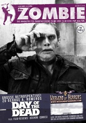 Der Zombie - Ausgabe 6 - Day of the Dead-Special