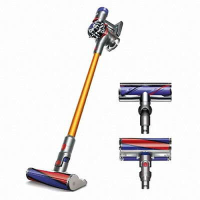 Dyson Cordless Stick Vacuum Cleaner V8 Absolute-Pro Soft roller head