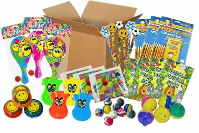 65 Children's New Toys Wholesale Fundraising PTA Job Lot Car Boot Party Bags #65